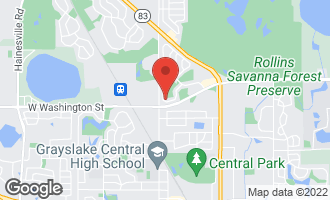 Map of 895 Tylerton Circle GRAYSLAKE, IL 60030