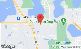 Map of 9 Lake Vista Court LAKE VILLA, IL 60046