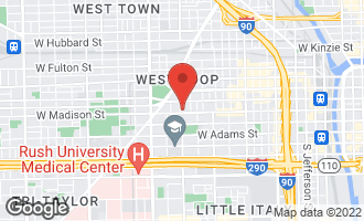 Map of 9 North Loomis Street P30 CHICAGO, IL 60607