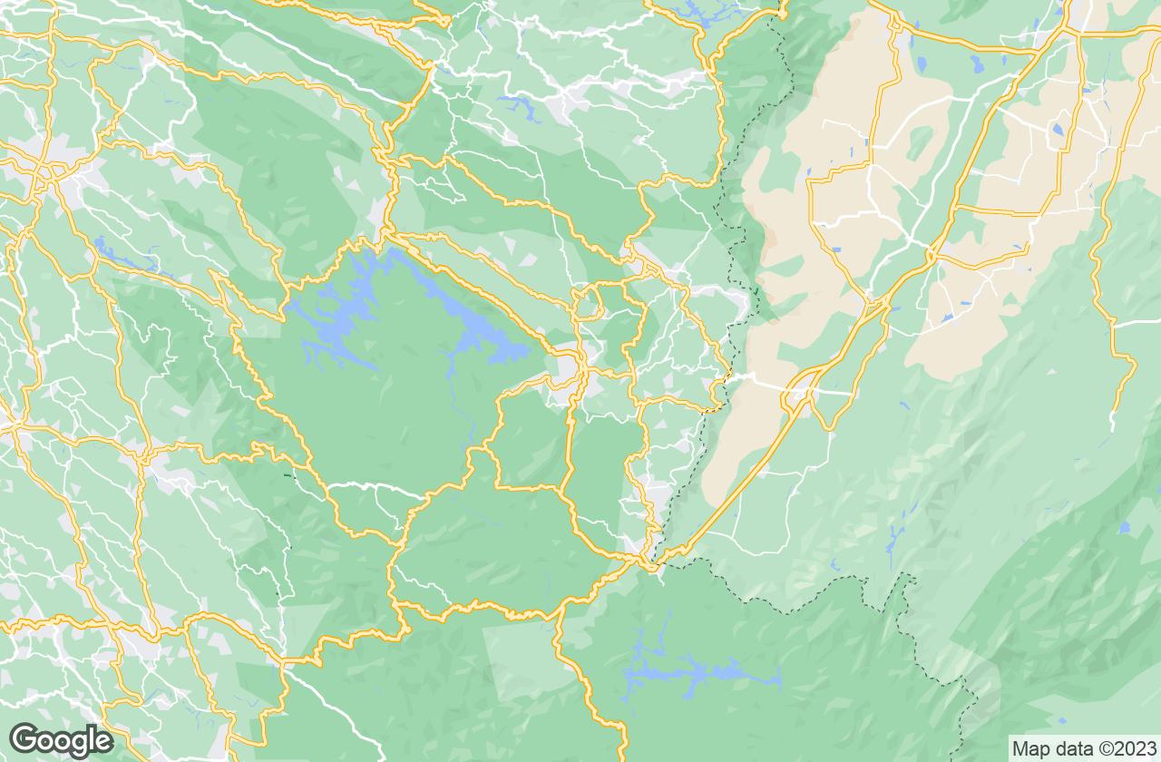 Google Map of Kattappana