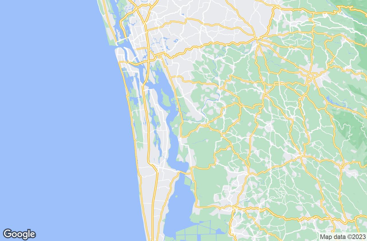 Google Map of Chempu