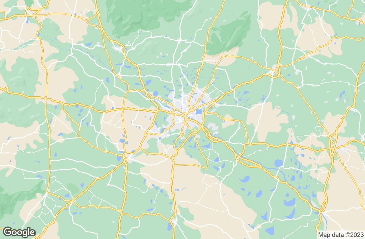 Google Map of Madurai