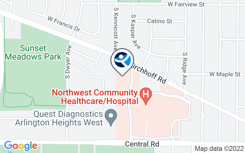 Northwest Community Hospital Location and Directions