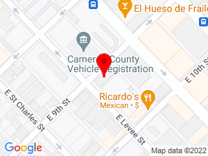 Google Map of Community Development Corporation of Brownsville