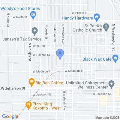 901 W Havens St, Kokomo, IN 46901, USA