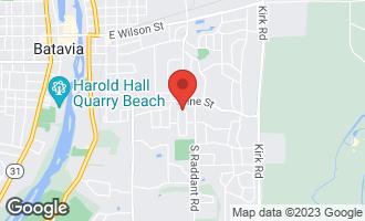 Map of 902 Hodge Lane BATAVIA, IL 60510