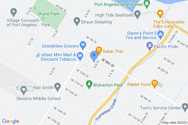 905 W 9th St, Port Angeles, WA 98363, USA