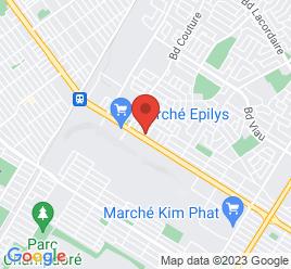 Google Map of 9055+boulevard+Pie-IX%2CMontreal%2CQuebec+H1Z+3V6