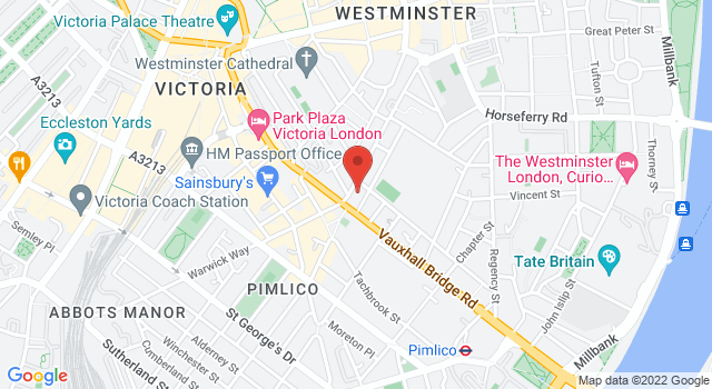 91 Rochester Row, Westminster, London, SW1P 1LJ