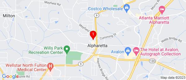 West Main Downtown Alpharetta Townhomes