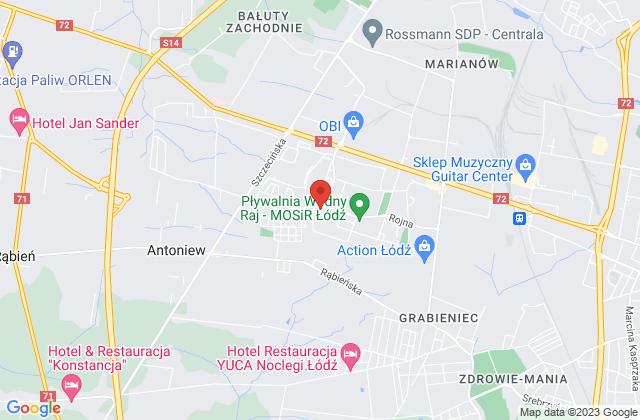 Wyświetl Michał Kostrzewski,Brutals Michał Kostrzewski na mapie