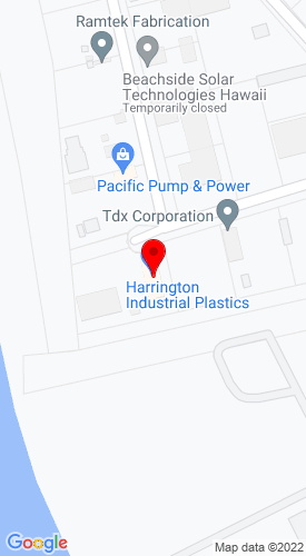 Google Map of Hawaii Truck Parts, Sales and Service 91-361 Kaiholo Street, Kapolei, HI, 96707