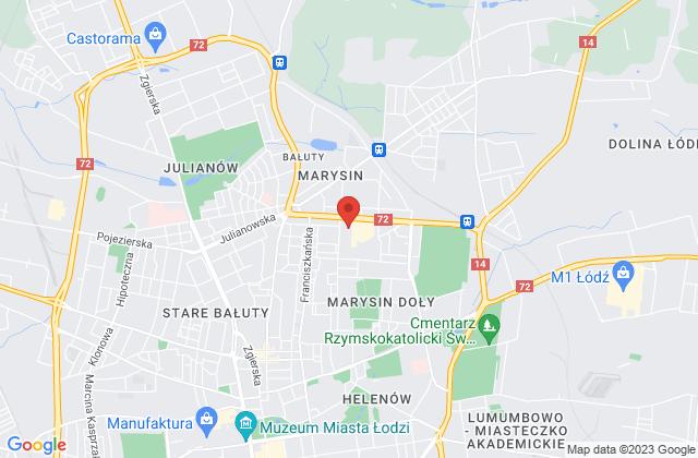 Wyświetl Saunopol Maciejewski Spółka Jawna Grupa SBS na mapie