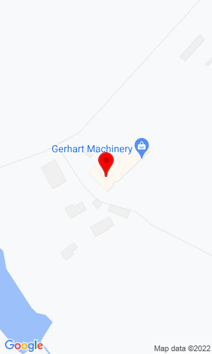 Google Map of Gerhart Machinery Company 910 Brunnerville Road, Lititz, PA, 17543