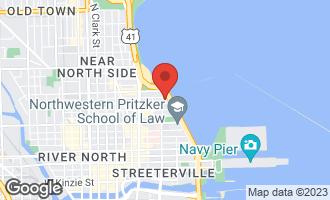 Map of 910 North Lake Shore Drive #2219 CHICAGO, IL 60611