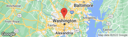 Map of 9103 LOUIS AVENUE SILVER SPRING, MD 20910