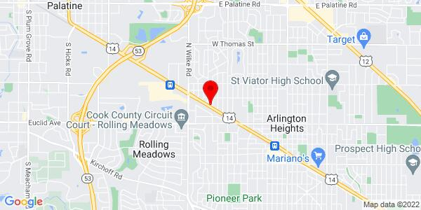 Google Map of 911 Tech Repair, Arlington Heights Illinois