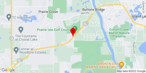Google Map of 911 Tech Repair, Crystal Lake Illinois