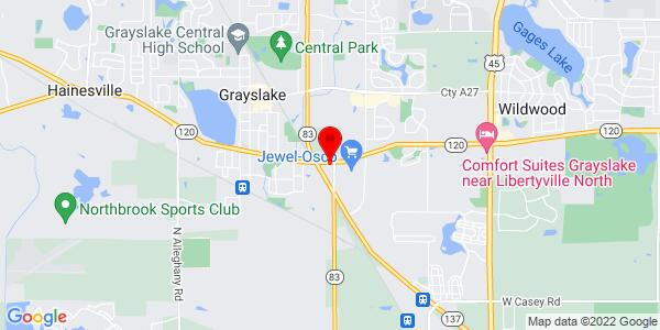 Google Map of 911 Tech Repair, Grayslake Illinois