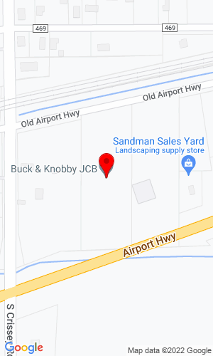 Google Map of Buck & Knobby JCB 9127 Airport Highway, Holland, OH, 43528