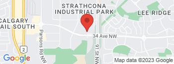 Google Map of 9150++-++34+Avenue%2CEdmonton%2CAlberta+T6E+5P2