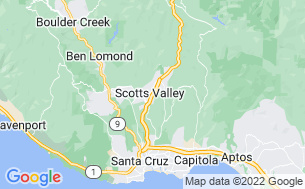 Map of Santa Cruz Ranch RV Resort