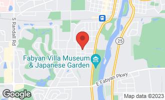 Map of 918 Fargo Boulevard GENEVA, IL 60134