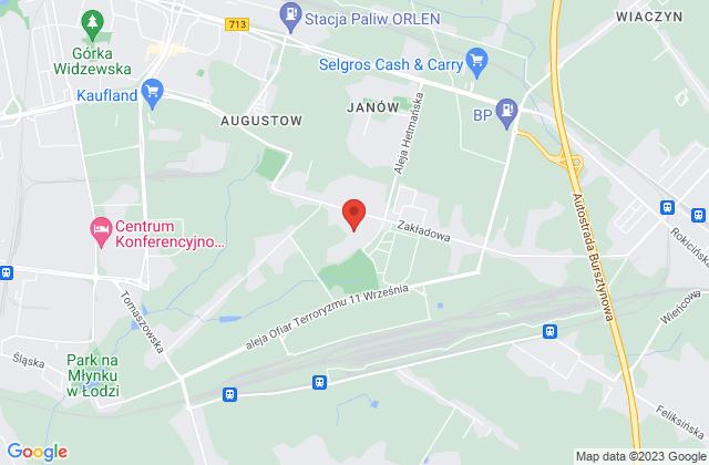 Wyświetl Sylwia Bąk,SYLWIA BĄK SYLVIRKA sport zone na mapie
