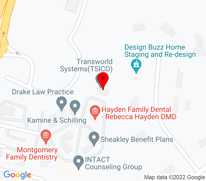 Click to view Google maps office address 9200 Montgomery Road, Suite 12A, Cincinnati, OH 45242