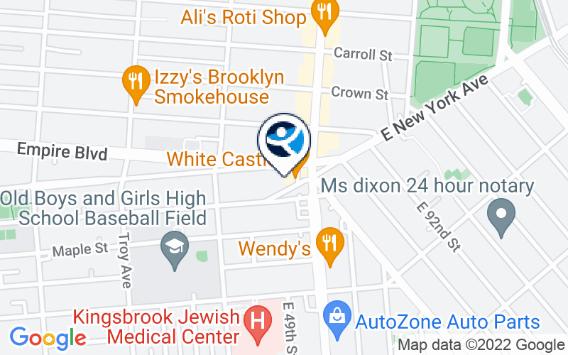 Interborough Counseling Center - Crown Heights Location and Directions
