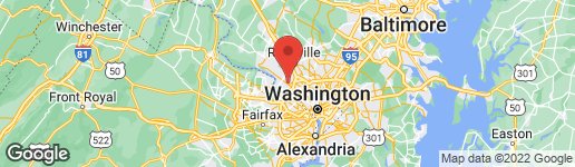 Map of 9211 HARRINGTON DRIVE N POTOMAC, MD 20854