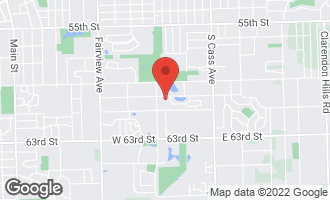Map of 924 South Lake Court 4-203 WESTMONT, IL 60559