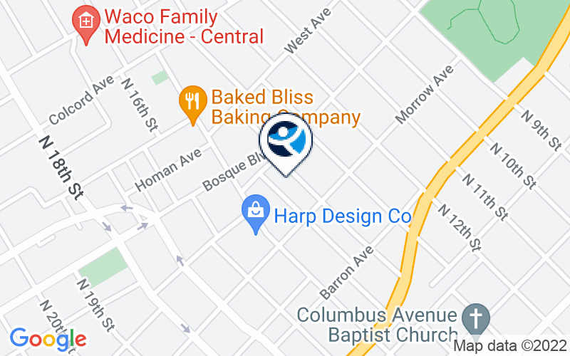 Mission Waco Location and Directions