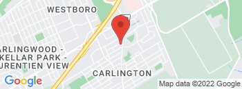 Google Map of 926+Merivale+Road%2COttawa%2COntario+K1Z+5Z9
