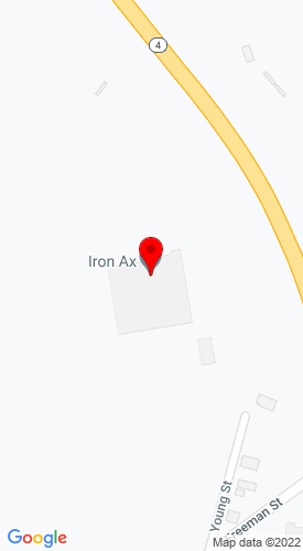 Google Map of Iron Ax 9276 Hwy 1 Bypass, Wadley, GA, 30477