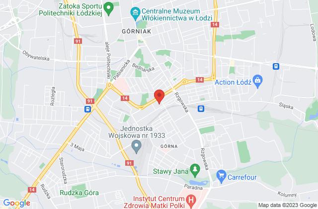 Wyświetl Jacek Pogoński,P.P.H.U. ELSEND na mapie