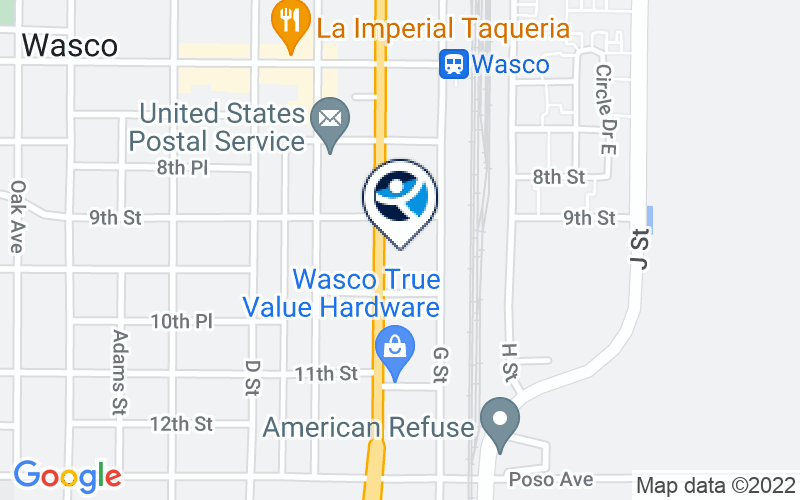 College Community Services (Adult) - Wasco Location and Directions