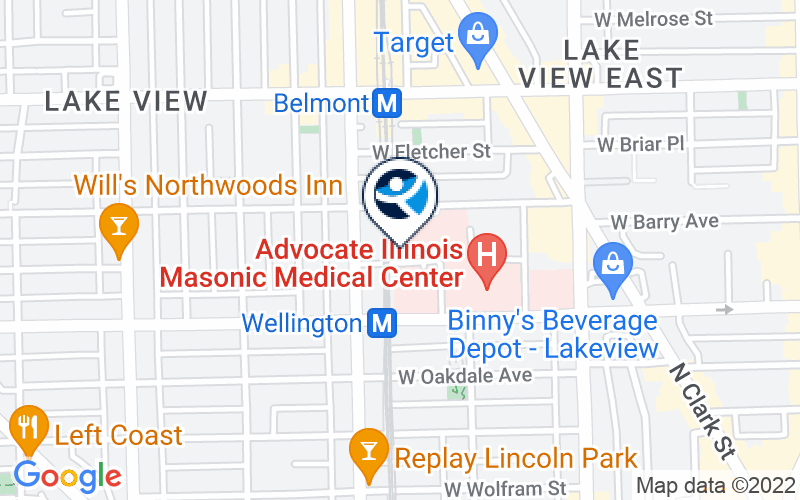 Advocate Healthcare Clean Start Location and Directions