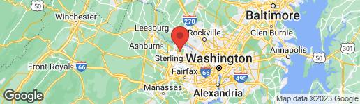 Map of 938 SENECA ROAD GREAT FALLS, VA 22066