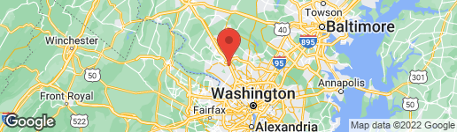 Map of 9403 BLACKWELL ROAD #301 ROCKVILLE, MD 20850