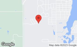 Map of 9421 Creekside Drive WONDER LAKE, IL 60097