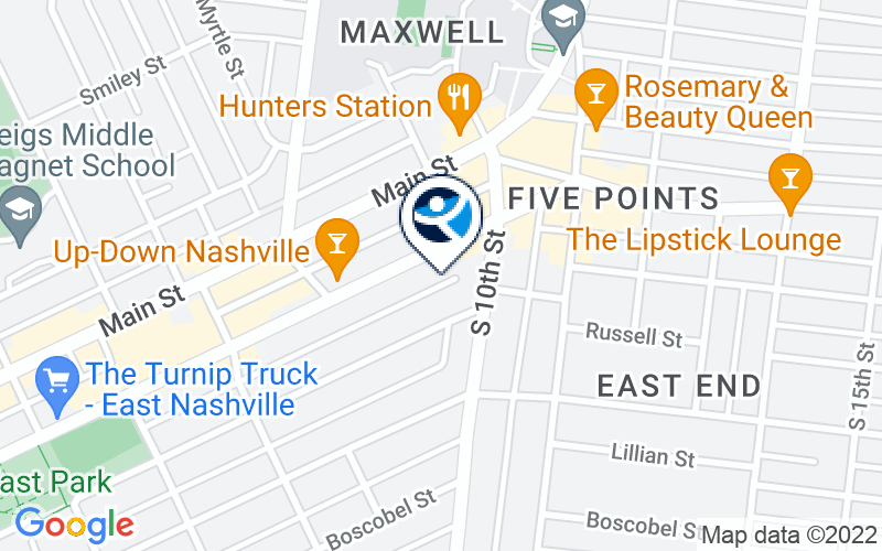 Park Center East Location and Directions