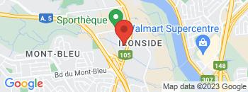 Google Map of 949+boul+St-Joseph%2CGatineau%2CQuebec+J8Z+1S8