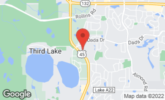 Map of 949 Knowles Road GURNEE, IL 60031