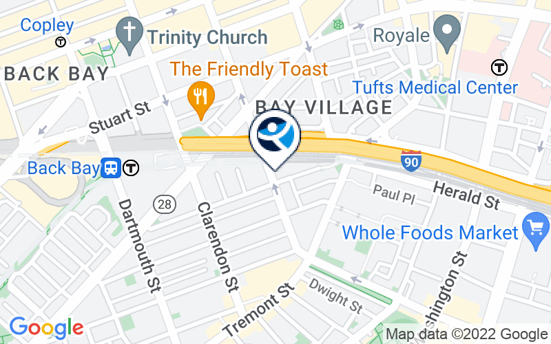 Institute for Health and Recovery Boston Location and Directions