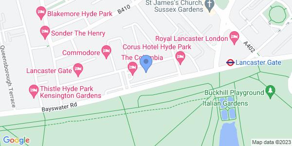 95-99 Lancaster Gate, Paddington, London W2 3NS