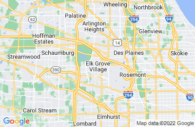 Google Map of 950 Fish & Game Club Road