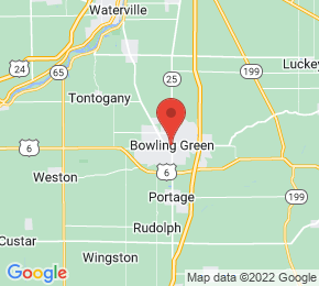 Job Map - 950 W WOOSTER STREET Bowling Green, Ohio 43402 US