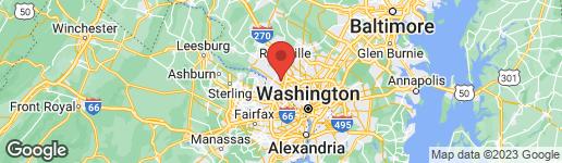 Map of 9521 KENTSDALE DRIVE POTOMAC, MD 20854