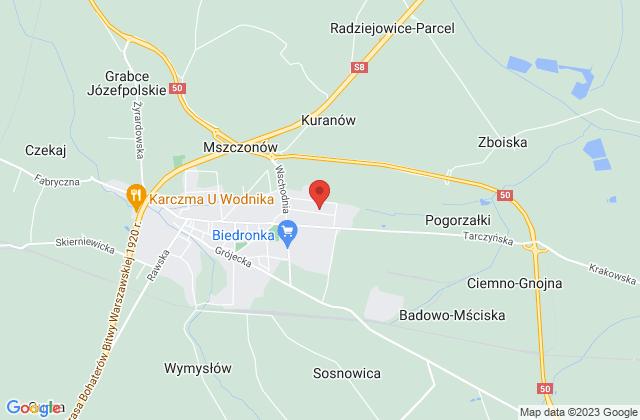 Wyświetl Radosław Baka,BAKPOL na mapie